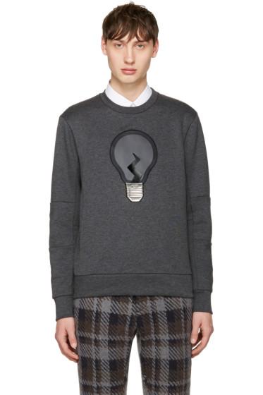 Fendi - Grey Bulb Pullover