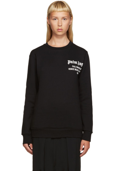 Palm Angels - Black Season Pullover