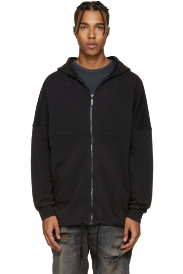 Palm Angels - Black Basic Hoodie