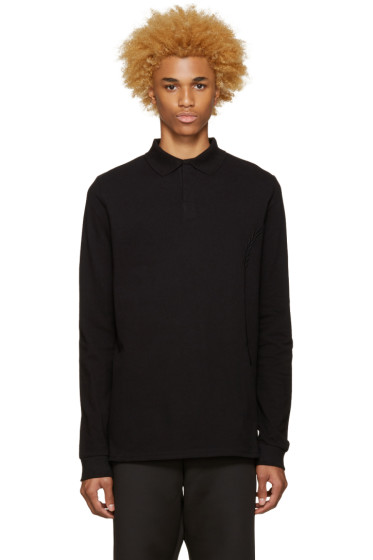 Cottweiler - Black Wheat Polo