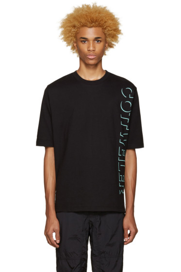 Cottweiler - Black Glaze T-Shirt