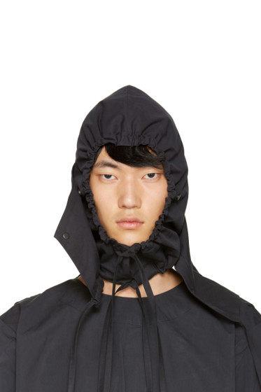 Craig Green - Black Layered Hood
