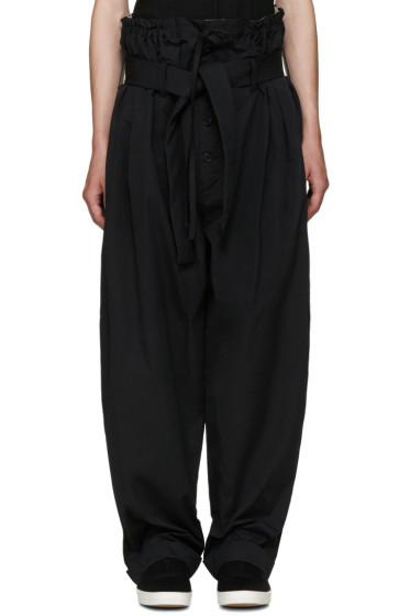Craig Green - Black Extreme Pyjama Trousers