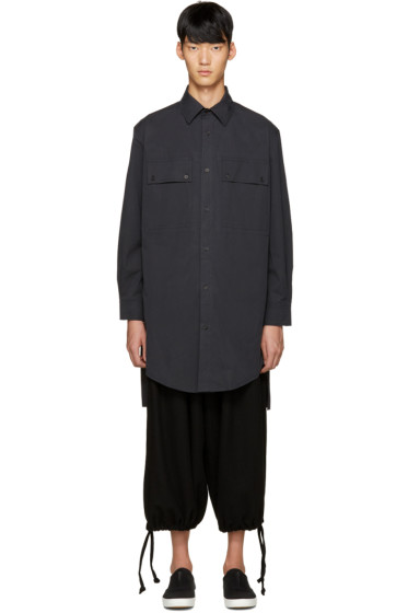 Craig Green - Black Workwear Shirt