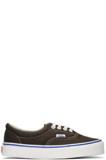 Vans - Grey OG Era LX Sneakers