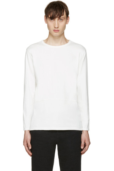 Blue Blue Japan - White Jersey T-Shirt