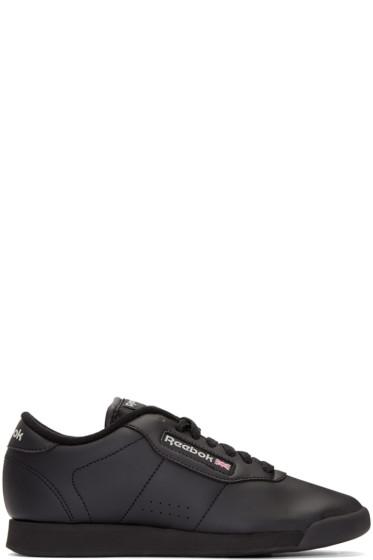 Reebok Classics - Black Princess Sneakers