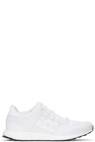 adidas Originals - White Equipment Support 93/16 Sneakers