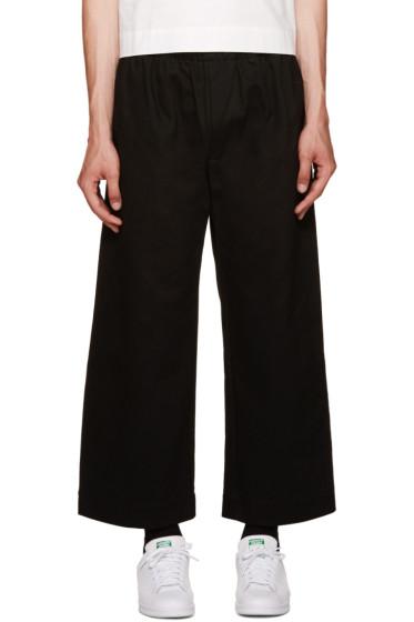 Phoebe English - Black Wide-Leg Trousers