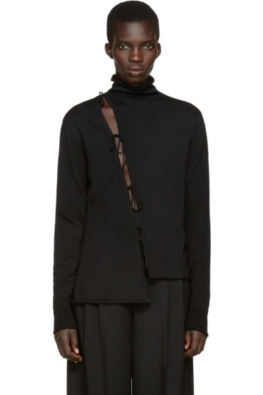Ports 1961 - Black Tie Turtleneck
