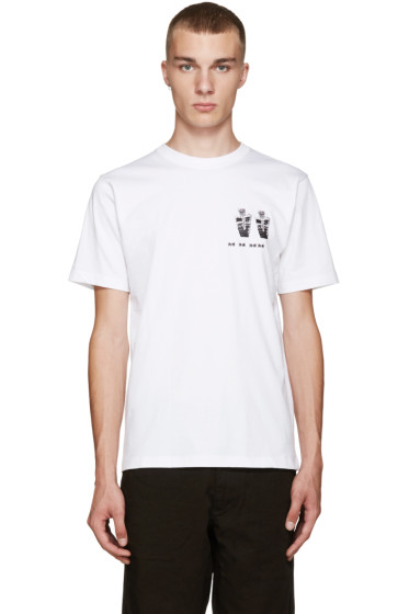 Perks and Mini - White Magiz T-Shirt