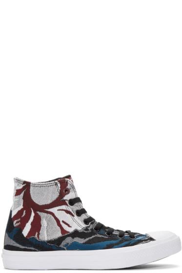 Converse - Multicolor Engineered CTAS II High-Top Sneakers