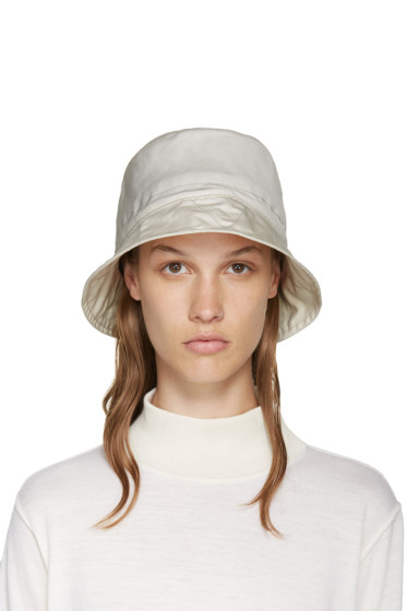 and Wander - Off-White Ox Hat