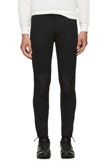 and Wander - Black Dry Jersey Leggings