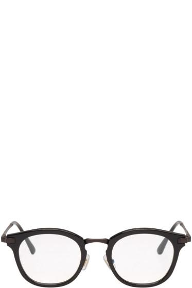 Gentle Monster - Black Rigo Glasses