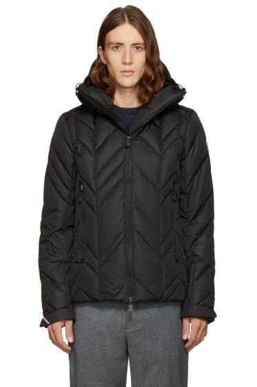 Moncler Grenoble - Black Down Corbier Jacket