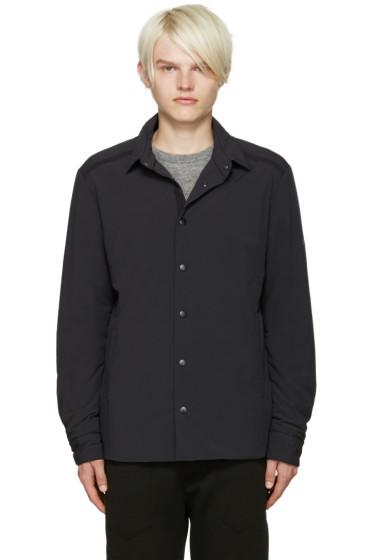 ISAORA - Black Insulated Jacket