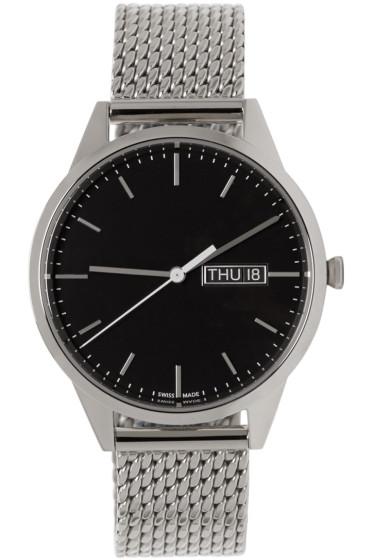 Uniform Wares - Silver C40 Watch