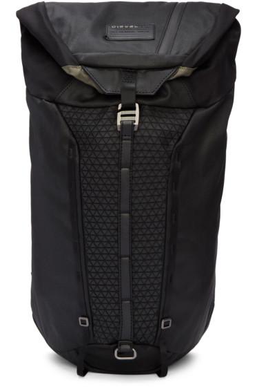 Diesel - Black M-Rising Backpack