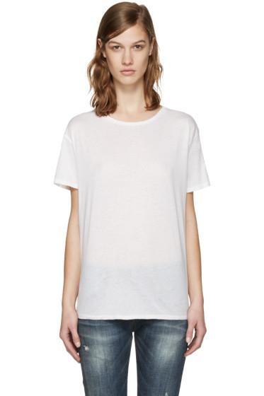 R13 - Ecru Boy T-Shirt