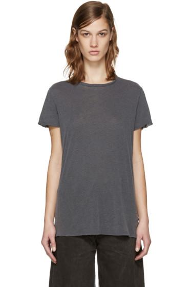 R13 - Black Classic T-Shirt