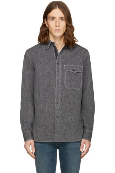 Rag & Bone - Black CPO Shirt