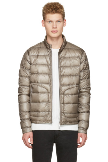 Moncler - Grey Down Acorus Jacket