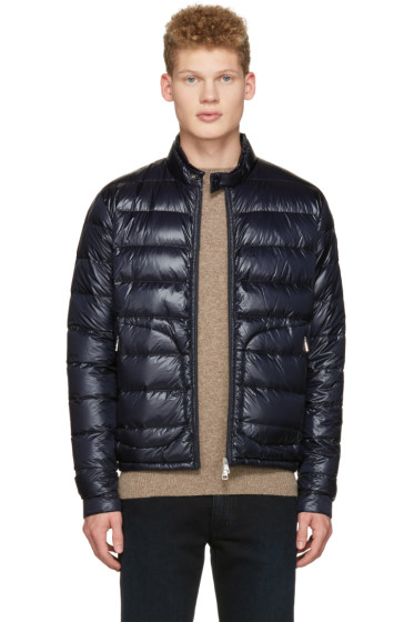 Moncler - Navy Down Acorus Jacket