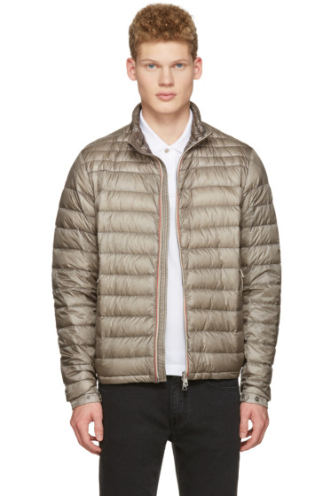 Moncler - Grey Down Daniel Jacket