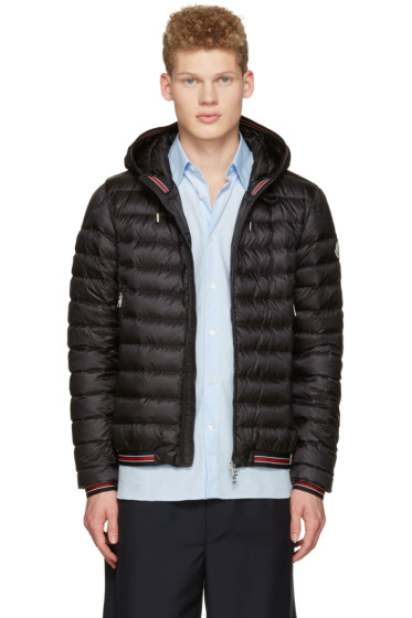 Moncler - Black Down Eliot Jacket