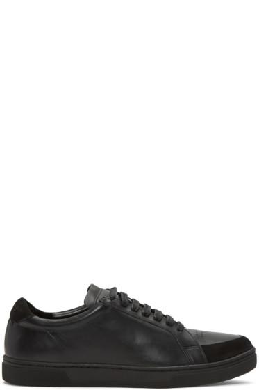 Tiger of Sweden - Black Arne Sneakers