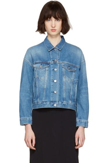 Acne Studios - Blue Denim Lab Jacket