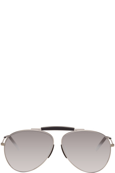 Acne Studios - Black Howard Aviator Sunglasses