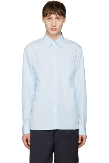 Acne Studios - Blue Glasgow Pop Shirt