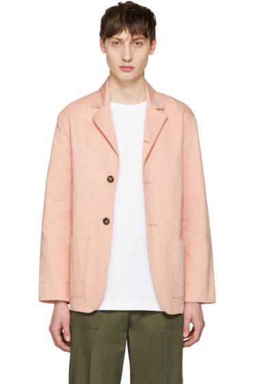 Acne Studios - Pink Manou Salt Blazer