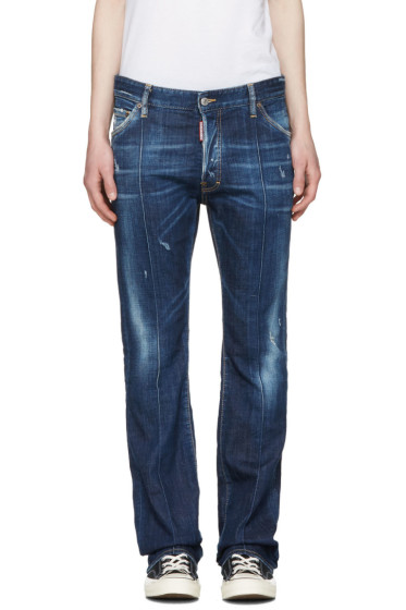 Dsquared2 - Blue Richard Jeans