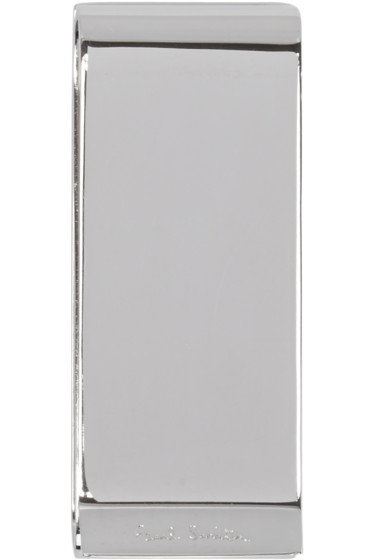 Paul Smith - Silver Double Money Clip