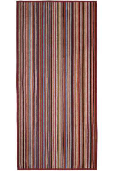 Paul Smith - Multicolor Striped Towel