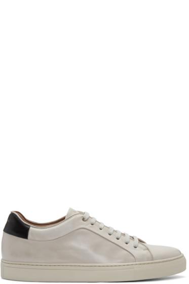 Paul Smith - Beige Basso Sneakers