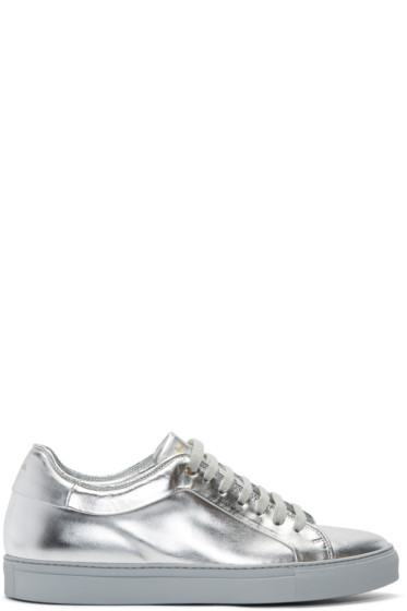 Paul Smith - Silver Basso Sneakers