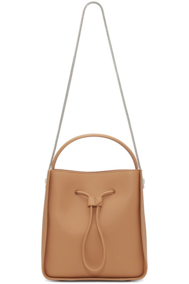 3.1 Phillip Lim - Tan Small Soleil Bag