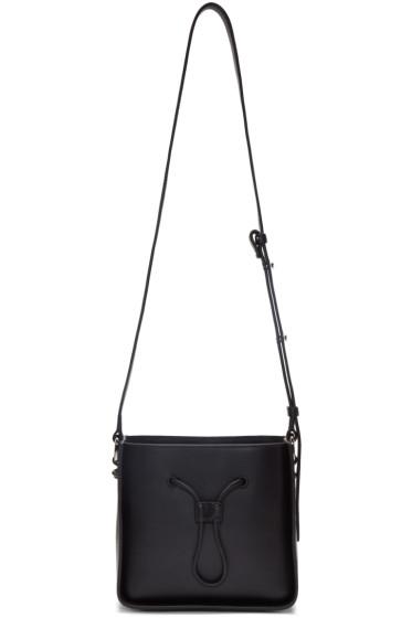 3.1 Phillip Lim - Black Mini Soleil Bucket Bag