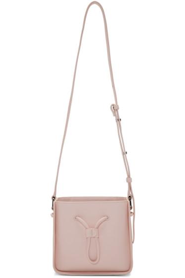 3.1 Phillip Lim - Pink Mini Soleil Bucket Bag