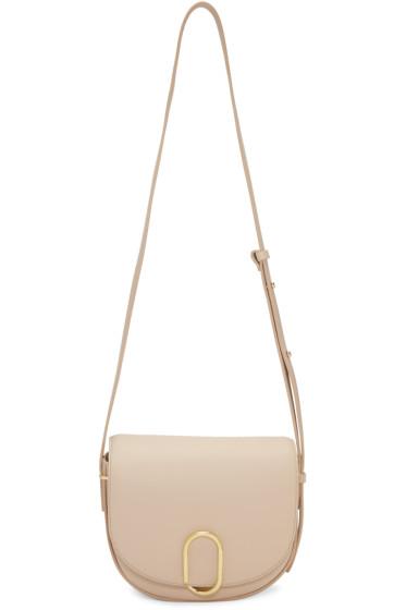 3.1 Phillip Lim - Beige Alix Saddle Bag