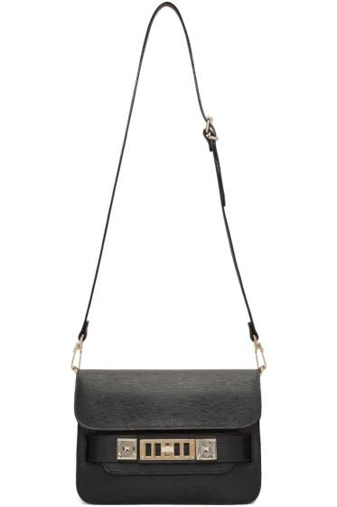 Proenza Schouler - Black Mini PS11 Classic Bag