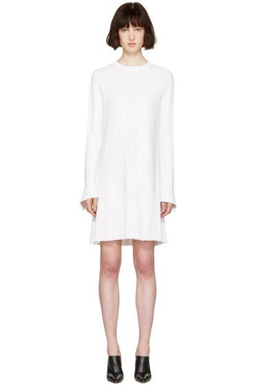 Proenza Schouler - White Drop Waist Dress