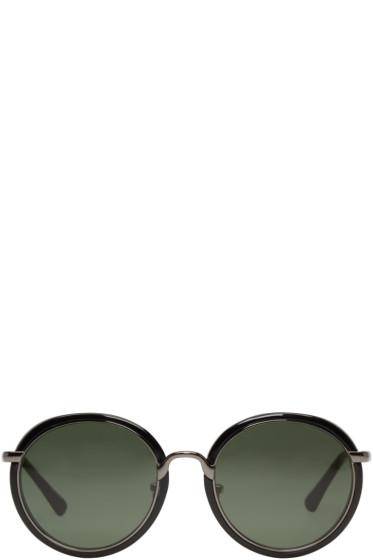 Dries Van Noten - Black 78 Sunglasses