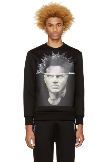 Neil Barrett - Black Basquiat Pullover