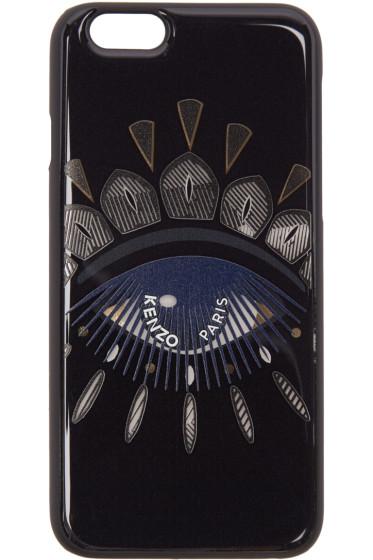 Kenzo - Black Nagai Eye iPhone 6 Case
