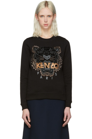 Kenzo - Black Tiger Sweatshirt